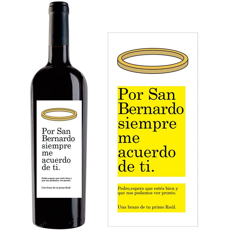 Por San Bernardo