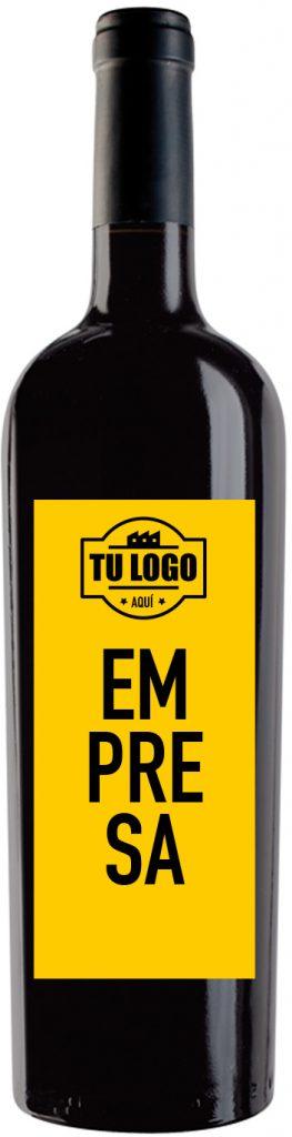 vino personalizado EMPRESA